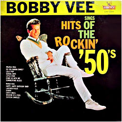 Cover image of Hits Of The Rockin' 50's