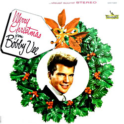 Cover image of Merry Christmas From Bobby Vee