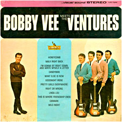 Cover image of Meets The Ventures