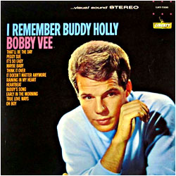 Cover image of I Remember Buddy Holly