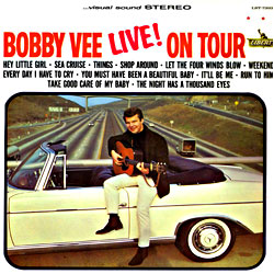 Cover image of Live On Tour