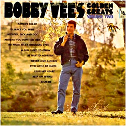 Cover image of Bobby Vee's Golden Greats 2