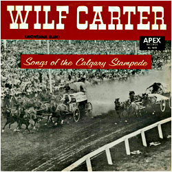 Cover image of Songs Of The Calgary Stampede