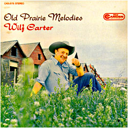Cover image of Old Prairie Melodies
