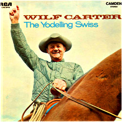 Cover image of The Yodelling Swiss