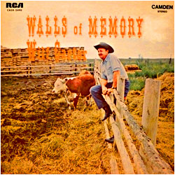 Cover image of Walls Of Memory