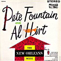 Cover image of The New Orleans Scene