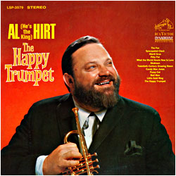 Cover image of The Happy Trumpet