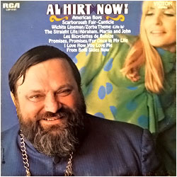 Cover image of Al Hirt Now