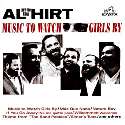 Cover image of Music To Watch Girls By