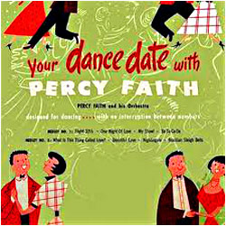 Cover image of Your Dance Date With Percy Faith