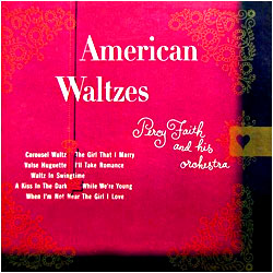 Cover image of American Waltzes