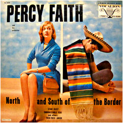 Cover image of North And South Of The Border