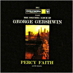 Cover image of The Columbia Album Of George Gershwin 1
