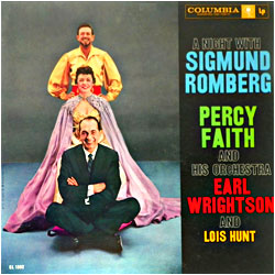 Cover image of A Night With Sigmund Romberg