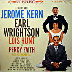 Cover image of A Night With Jerome Kern