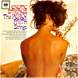 Cover image of Exotic Strings
