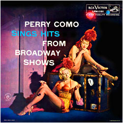 Cover image of Hits From Broadway Shows
