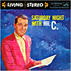 Cover image of Saturday Night With Mr. C.