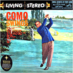 Cover image of Como Swings
