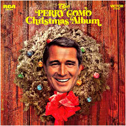 Cover image of The Perry Como Christmas Album