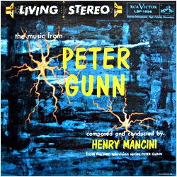 Cover image of The Music From Peter Gunn