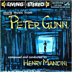 Cover image of More Music From Peter Gunn
