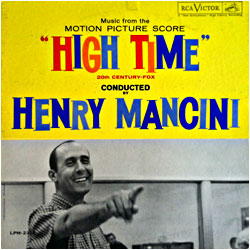 Cover image of High Time