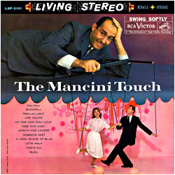 Cover image of The Mancini Touch