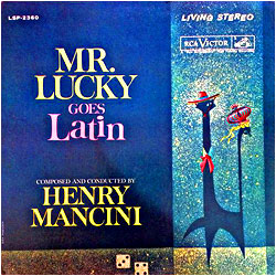 Cover image of Mr. Lucky Goes Latin