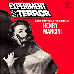 Cover image of Experiment In Terror