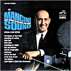 Cover image of The Mancini Sound