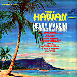 Cover image of Music Of Hawaii