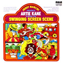 Cover image of The Swinging Screen Scene