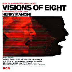 Cover image of Visions Of Eight