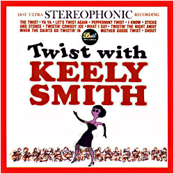 Cover image of Twist With Keely Smith