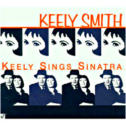 Cover image of Keely Sings Sinatra