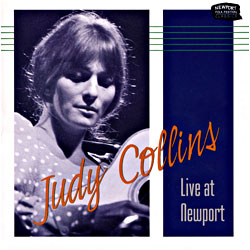 Cover image of Live At Newport