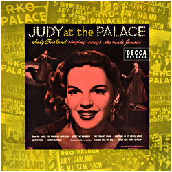 Cover image of Judy At The Palace