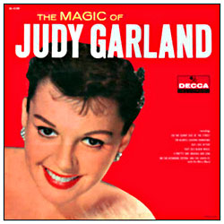 Cover image of The Magic Of Judy Garland