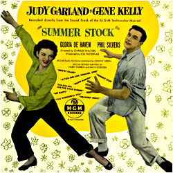 Cover image of Summer Stock