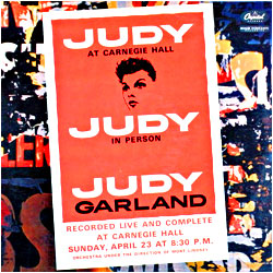 Cover image of Judy At Carnegie Hall / Judy In Person