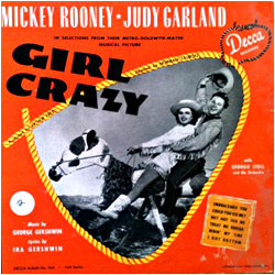 Cover image of Girl Crazy