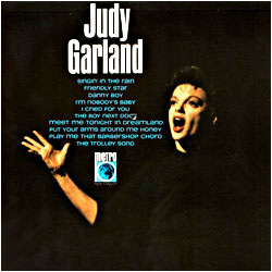 Cover image of Judy Garland