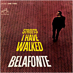Cover image of Streets I Have Walked