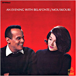 Cover image of An Evening With Belafonte / Mouskouri