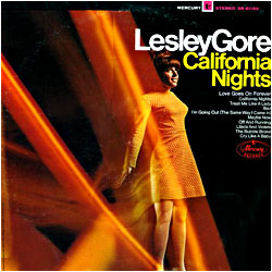Image of random cover of Lesley Gore