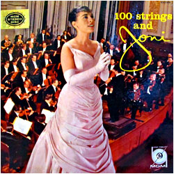 Cover image of 100 Strings And Joni