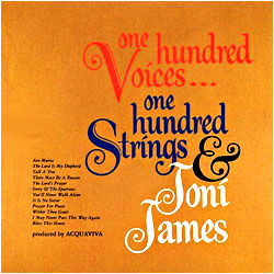Cover image of One Hundred Voices One Hundred Strings And Joni James
