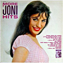 Cover image of More Joni Hits